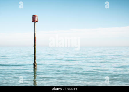 The Seafront, Deal, Kent, UK - Stock Image