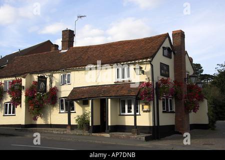 The Bell Inn High Street Bovingdon Hertfordshire - Stock Image
