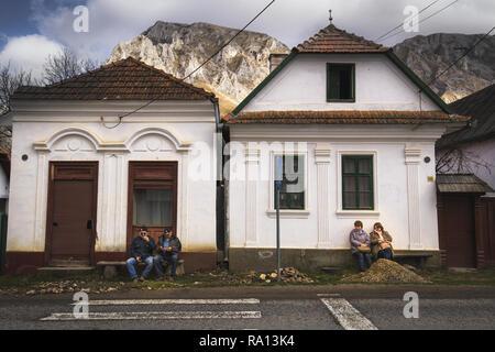 Rimetea, Romania - Stock Image