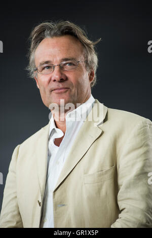 English author, lecturer and futurist Richard Watson. - Stock Image