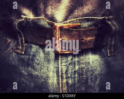 Jeans - Stock Image