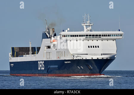Athena Seaways - Stock Image