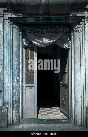 Open Doorway - Stock Image