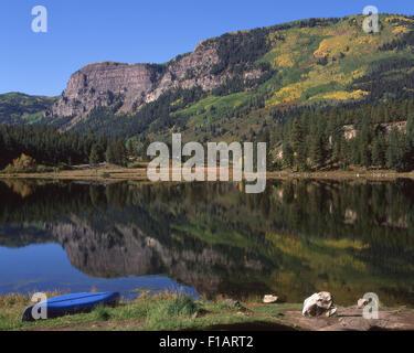 Haviland Lake - Stock Image