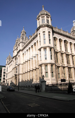 Kings College Maughan Library Chancery Lane London - Stock Image