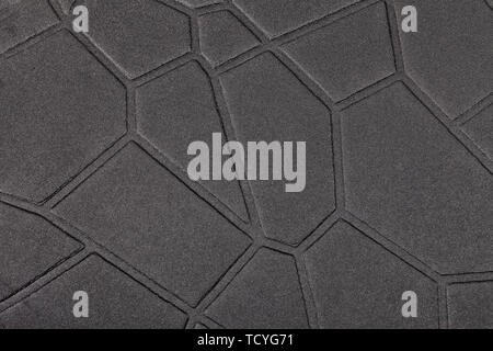 Abstract background or texture with different shapes. - Stock Image
