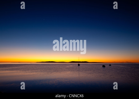 Boston Bay South Australia - Stock Image