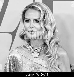 New York, NY - June 03, 2019: Rachel Zoe attends 2019 CFDA Fashion Awards at Brooklyn Museum - Stock Image