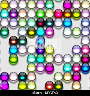 Glass color background - Stock Image