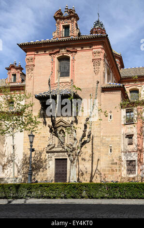 The Church of Santa Maria Magdelena, Seville,Andalusia,Spain,Europe. - Stock Image