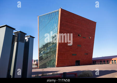Museum of the Second World War, Gdansk, Poland - Stock Image