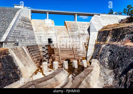 Hinze Dam, Gold Coast, Australia - Stock Image