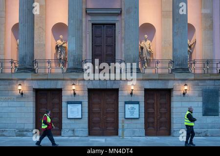 Staatsoper, Unter den Linden, Mitte, Berlin, Germany, - Stock Image