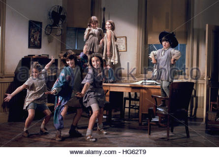 ANNIE (1982) - editorial use only. - Stock Image