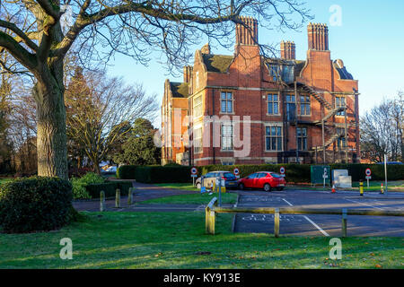 Broomfield Court - Broomfield Hospital, Court Road, Broomfield, Chelmsford, Essex - Stock Image