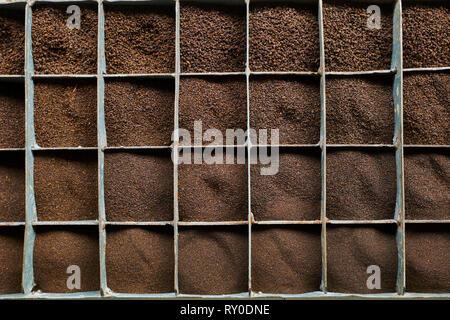 Kenya, Kericho county, Kericho, Tilya tea factory - Stock Image
