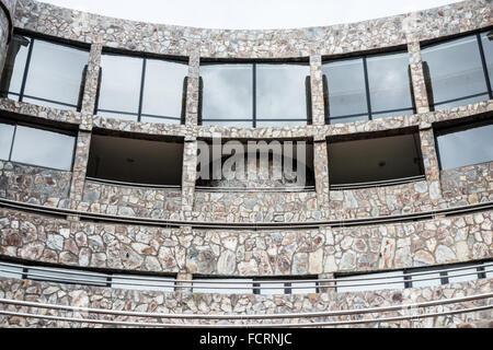 The windows of the Blue Bay Hotel BlueBay Beach Club in Gran Canaria - Stock Image