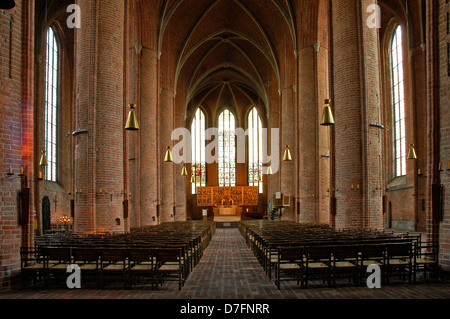 Germany, Niedersachsen, Hannover, Marktkirche - Stock Image