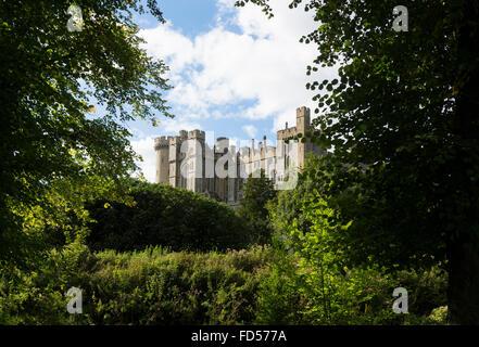 'Arundel Castle' - Stock Image