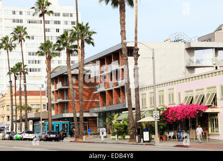 Santa Monica, California. - Stock Image