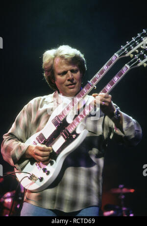 THE EAGLES US rock group - Stock Image