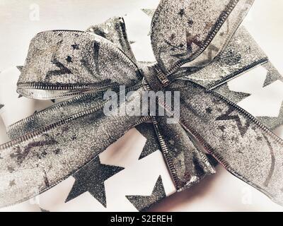 Christmas present - Stock Image