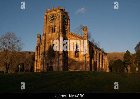 Campsie High Church - Stock Image