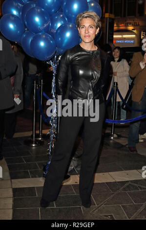 Company - opening VIP night at the Gielgud Theatre, Shaftesbury Avenue, London  Featuring: Tamsin Greig Where: London, United Kingdom When: 17 Oct 2018 Credit: WENN.com - Stock Image
