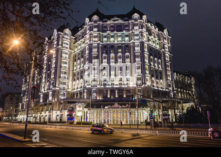 Legendale Hotel in Dongcheng district of Beijing, China - Stock Image