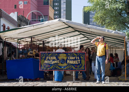 Tourist Market - Stock Image