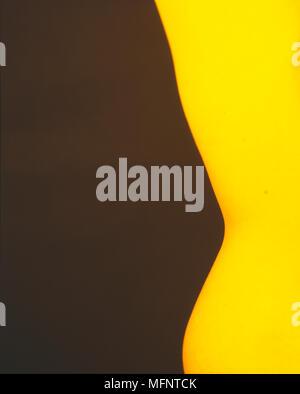 Yellow Abstract   Ref: CRB456_10063_002  Compulsory Credit: JENNY CIAPUTA / Photoshot - Stock Image