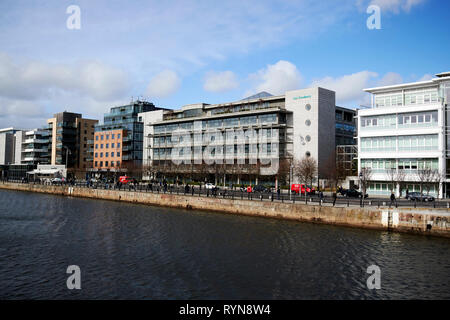 a&l goodbody corporate law firm offices headquarters ifsc north wall quay north wall dublin 1 Dublin Republic of Ireland Europe - Stock Image
