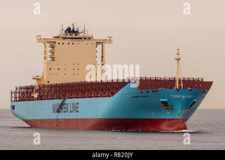 Maersk Lanco - Stock Image