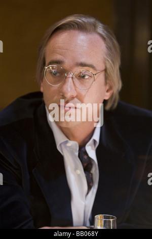 Frost - Nixon  Year : 2008 Director : Ron Howard Matthew Macfadyen - Stock Image