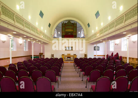 United Reformed Church Great Dunmow - Stock Image