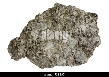 Nepheline syenite (foyaite) - Stock Image