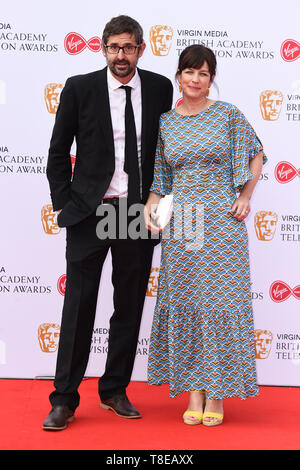 LONDON, UK. May 12, 2019: Louis Theroux arriving for the BAFTA TV Awards 2019 at the Royal Festival Hall, London. Picture: Steve Vas/Featureflash - Stock Image