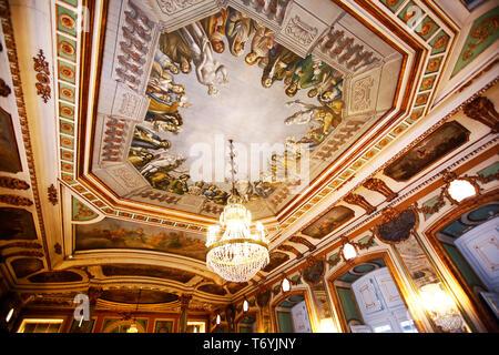 ballroom - Stock Image