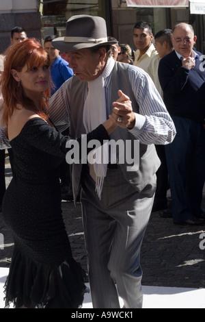 Tango couple B - Stock Image