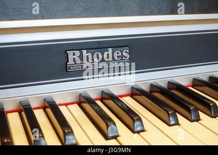 Fender Rhodes Fifty Four - Stock Image
