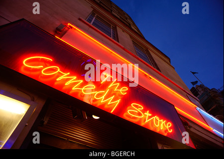 The Comedy Store. London. UK 2009 - Stock Image