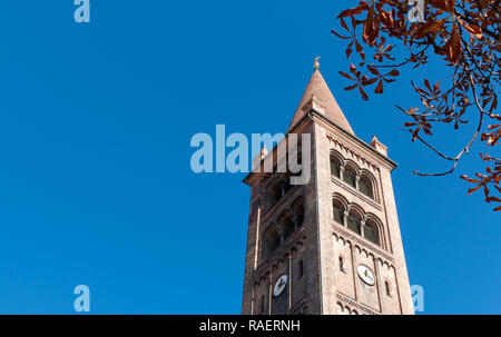 Peter and Paul Church, Potsdam, Germany - Stock Image
