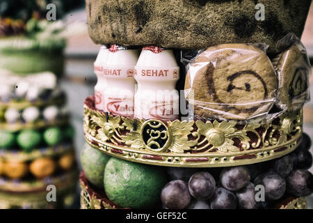 Balinese Offering - Stock Image