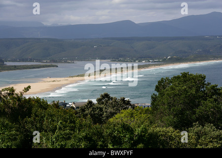 Plettenburg Bay, Western Cape Province, South Africa. - Stock Image