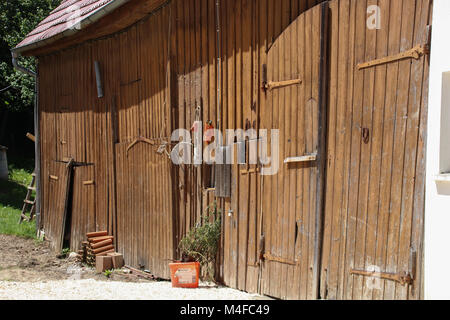 barn - Stock Image