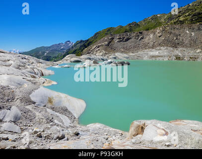 Glacier Lake - Stock Image