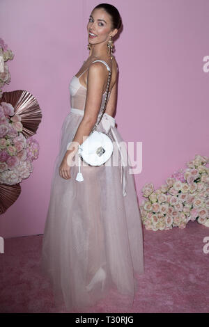 Los Angeles, USA. 30th Jan, 2019. Carmella Rose attends the launch of Patrick Ta's Beauty Collection at Goya Studios on April 04, 2019 in Los Angeles, California. Credit: The Photo Access/Alamy Live News - Stock Image