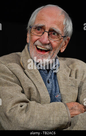 ***DECEMBER 23, 2018 FILE PHOTO***   Czech dissident writer, script writer, translator and a political prisoner under the Communist regime, Jiri Stransky, died at the age of 87 today, on May 29, 2019, the server server Denik N has said. Jiri Dedecek, the chairman of the Czech PEN club, has confirmed the information. Stransky has written the book Country Running Wild, after which an eponymous television series was shot.His work drew from the experience of the man who was imprisoned twice under the Communist regime. Stransky also wrote a number of other novels and scripts for television series a - Stock Image