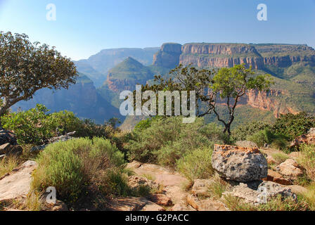 Blyde River Canyon - Stock Image