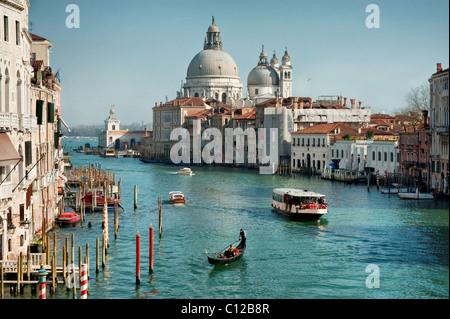 Grand Canal - Stock Image